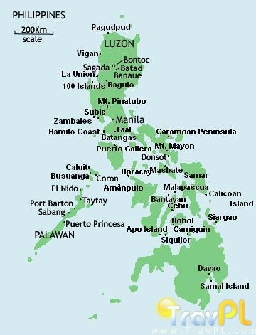 philippines map – Steve Richie's Blog