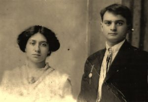 Mary Ricci and husband, John Ricci