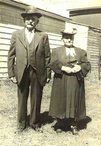 Carmine Ricci and wife, Carmina Ricci