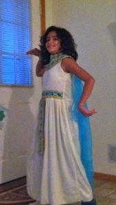Cleopatra...