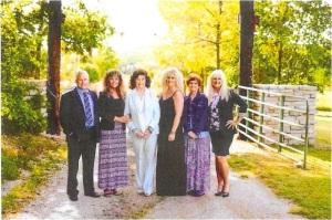 The Tommy Bilyeu Family
